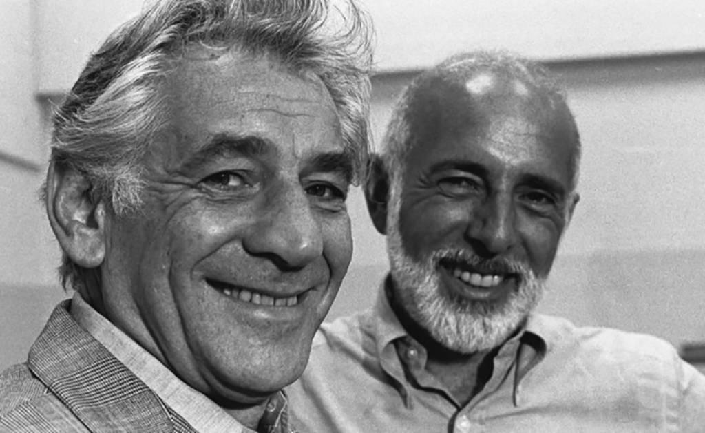 Leonard Bernstein Jerome Robbins