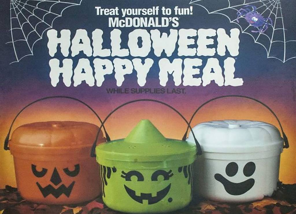 Halloween Happy Meals