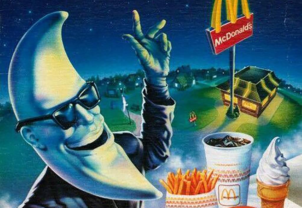 Cartoon of Mac Night