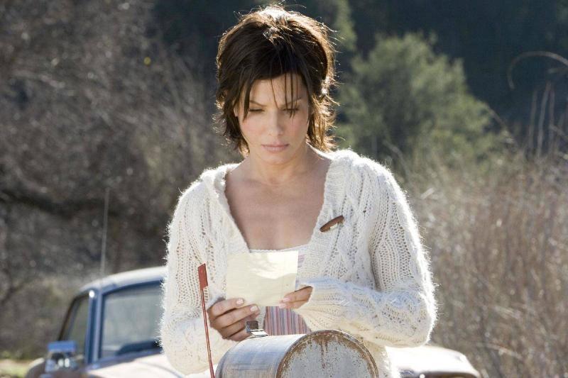 Sandra Bullock As Kate Forster In The Lake House