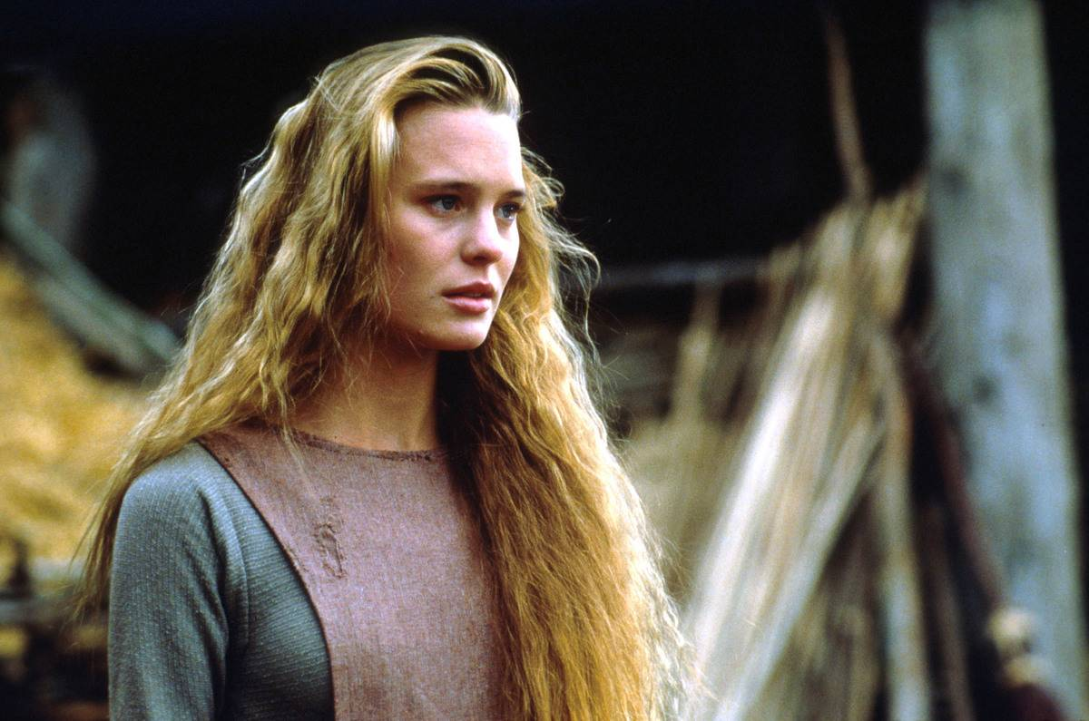 Robin Wright As Buttercup In The Princess Bride