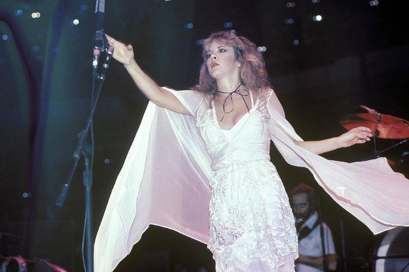 white dress 1982
