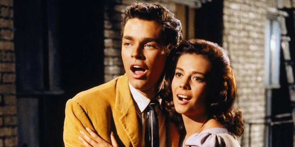 Tony and Maria singing