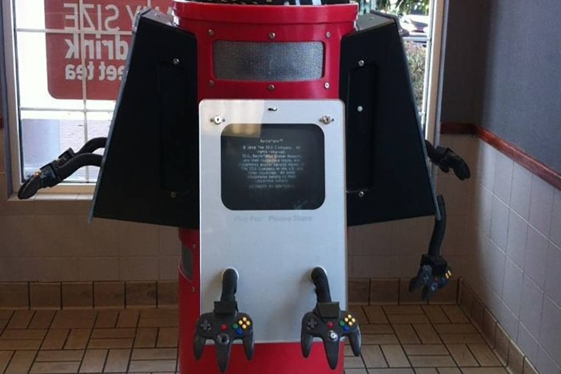 N64 in McDonald's