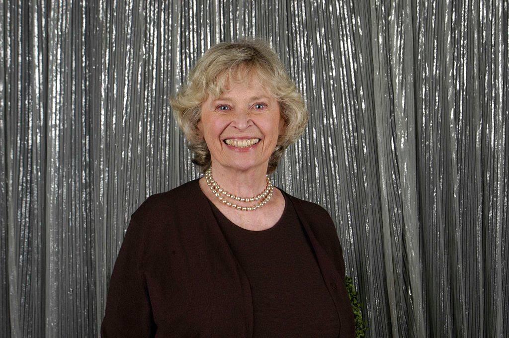 Bonnie Bartlett attends