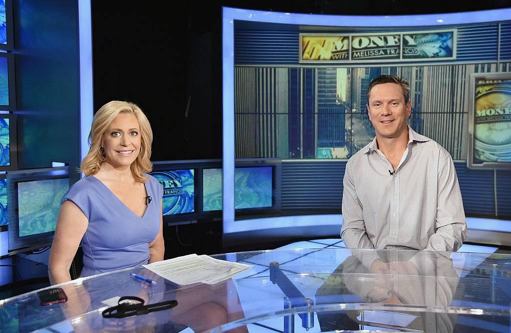 Television journalist Melissa Francis