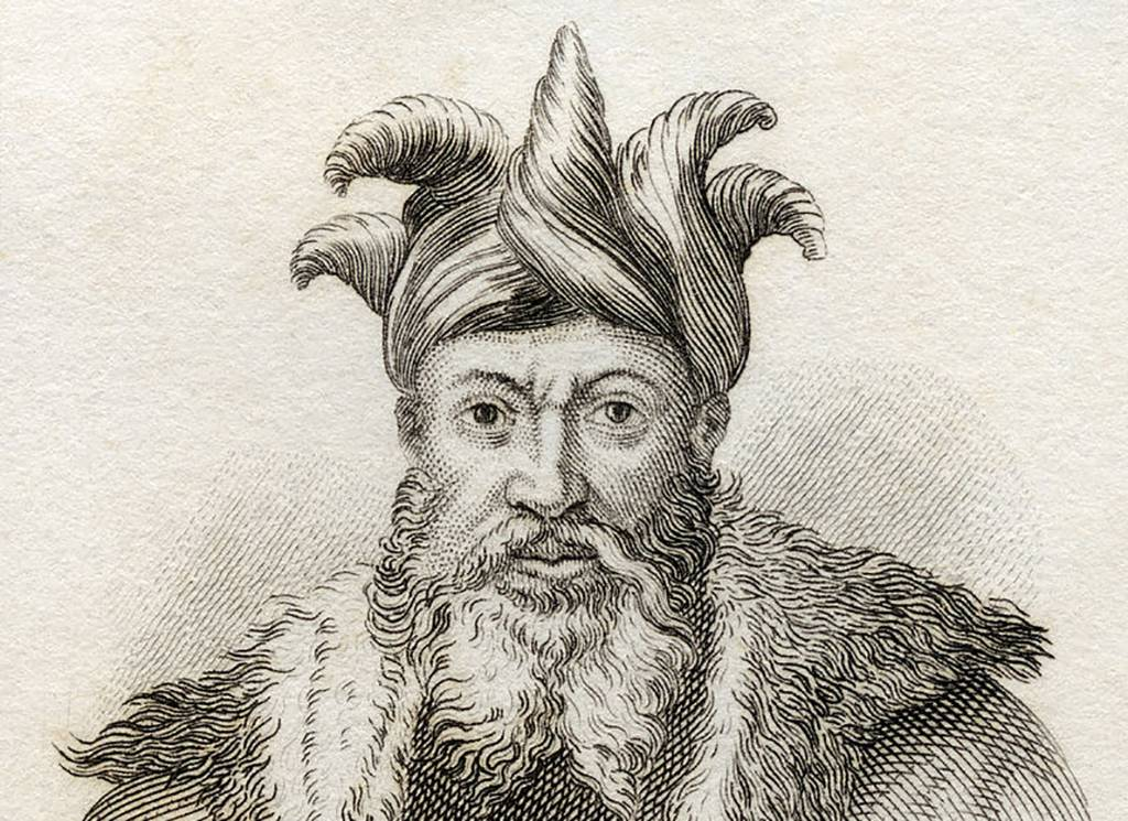 Picture of Saladin