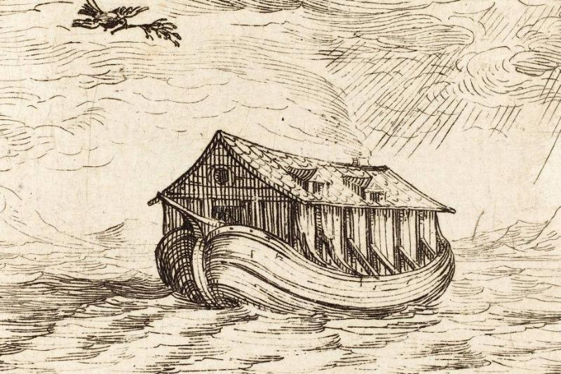 Picture of Noah's Ark