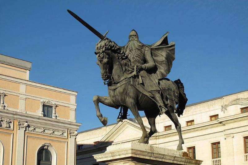 Statue of El Cid