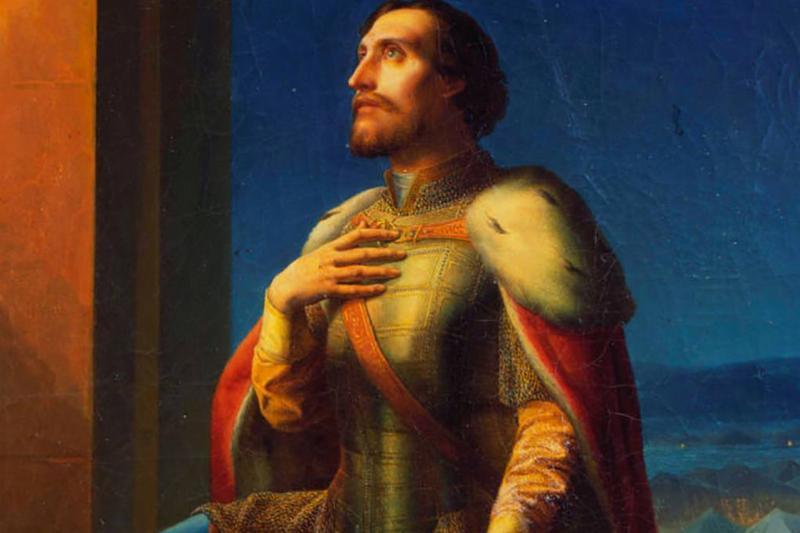 Painting of Nevsky