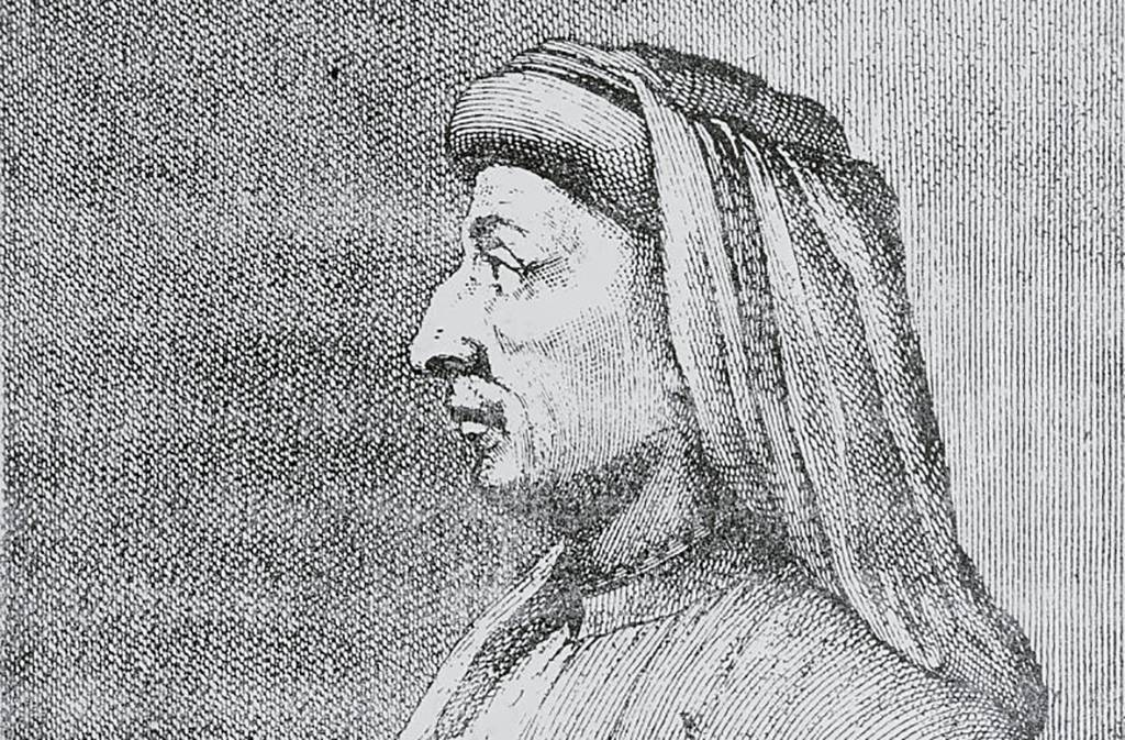 Portrait of Brunelleschi