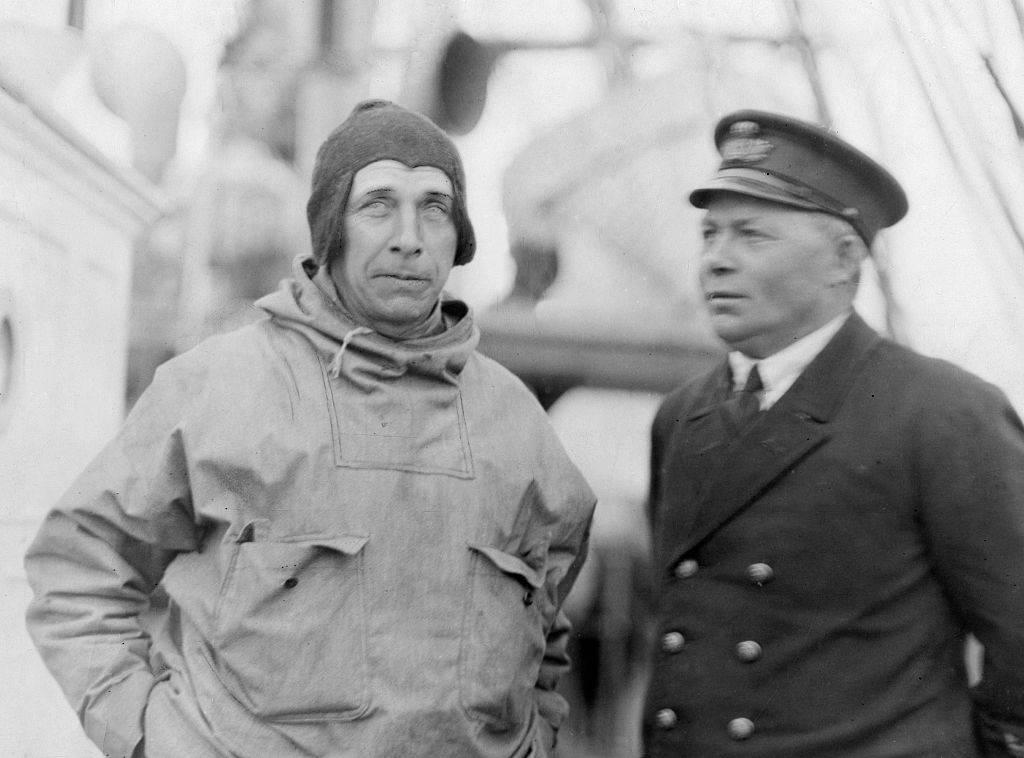Photo of Alfred Wegner