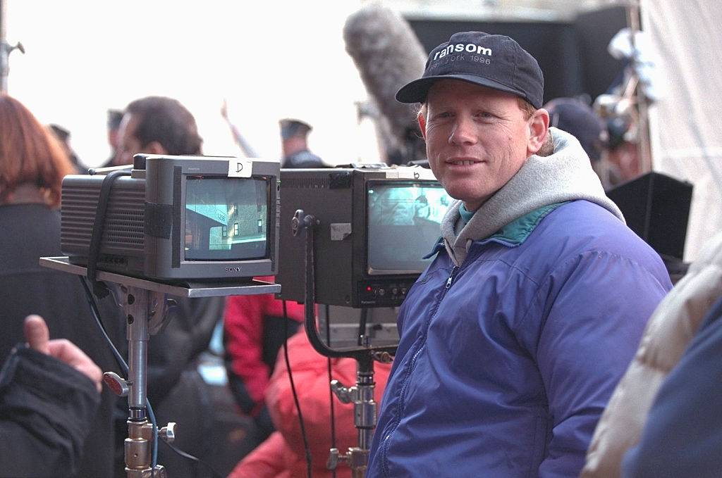On the Set of Ransom by Ron Howard