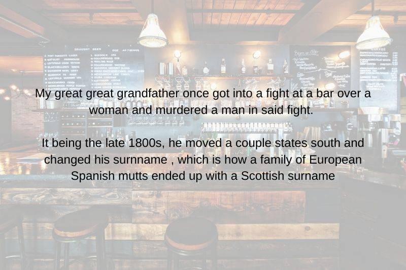 bar fight murder