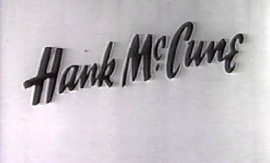 Title card for show