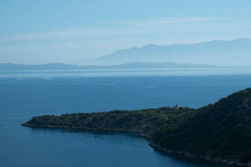 View of the Ionian Sea