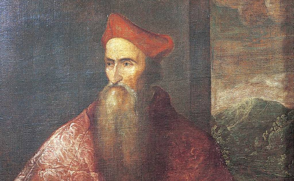 Painting of Bembo