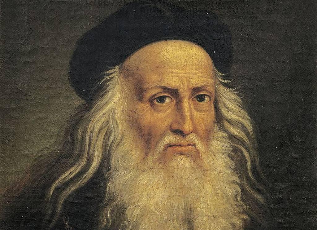 Portrait of da Vinci