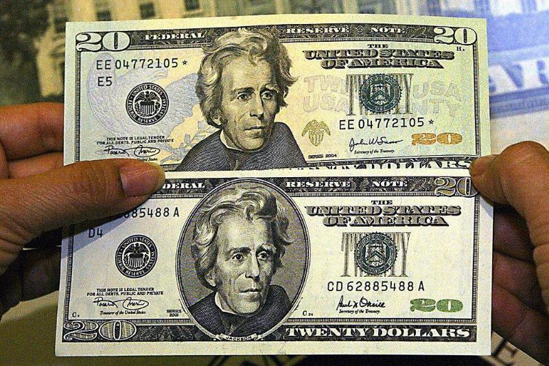 $20 bank notes