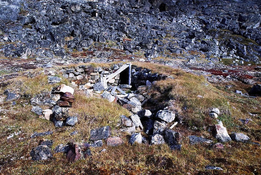 Old Thule Settlement