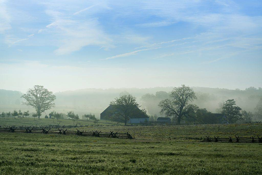 Picture of Gettysburg