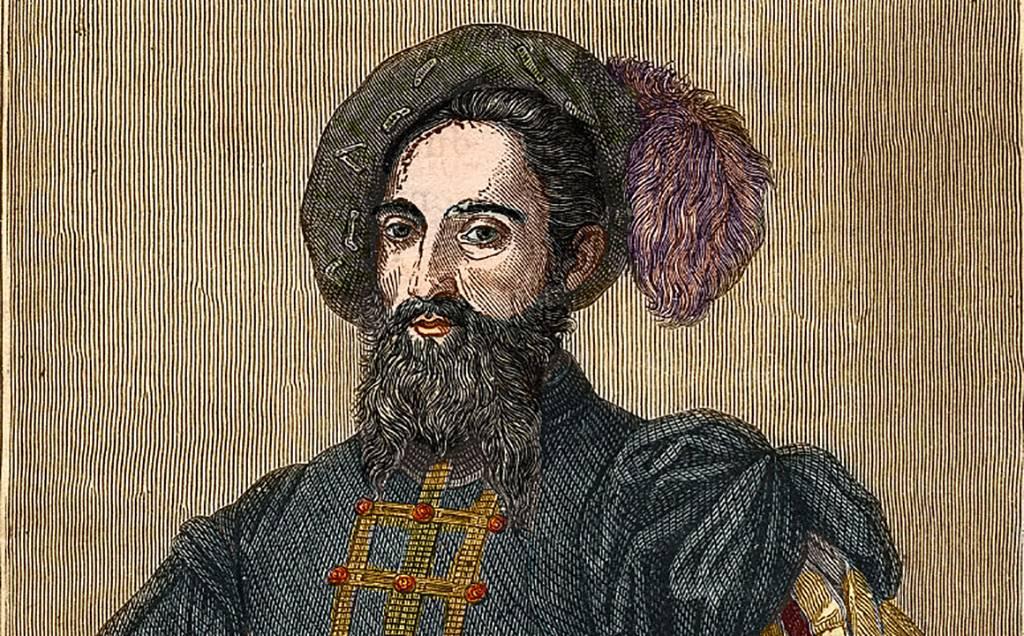 Portrait of Cesare