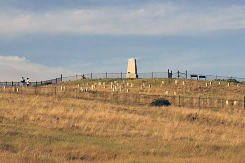 Picture of Custer Hill