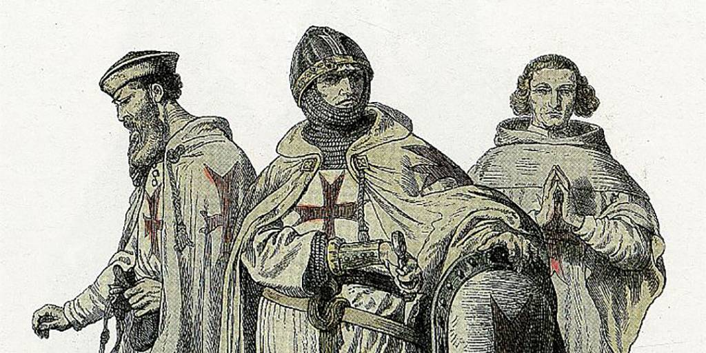 Members of the Knights Templar