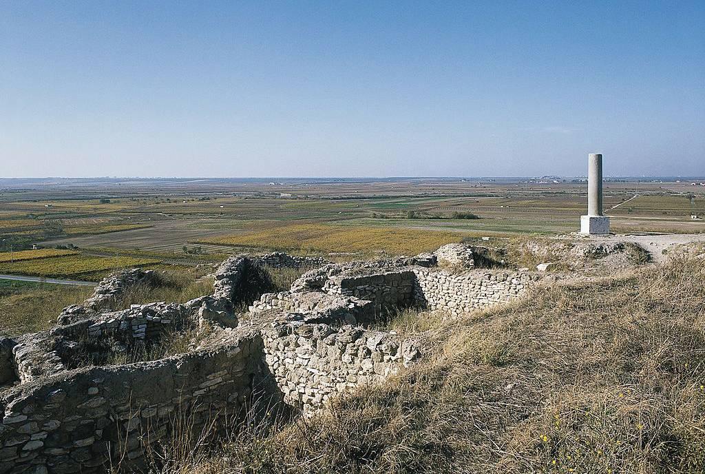Battlefield of Cannae