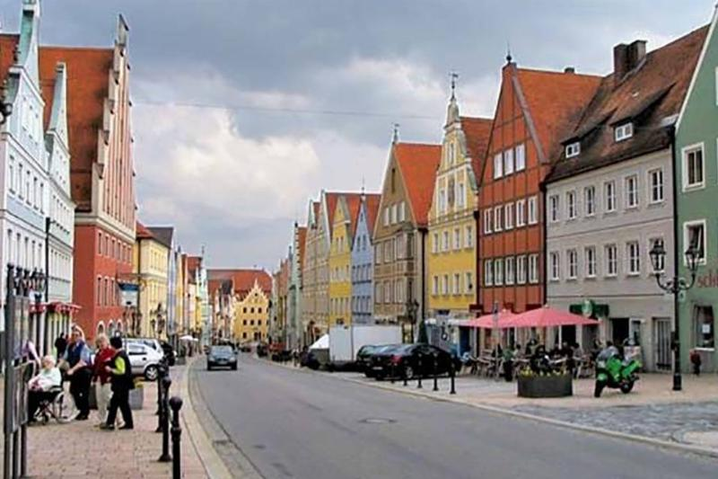 City of Blindheim