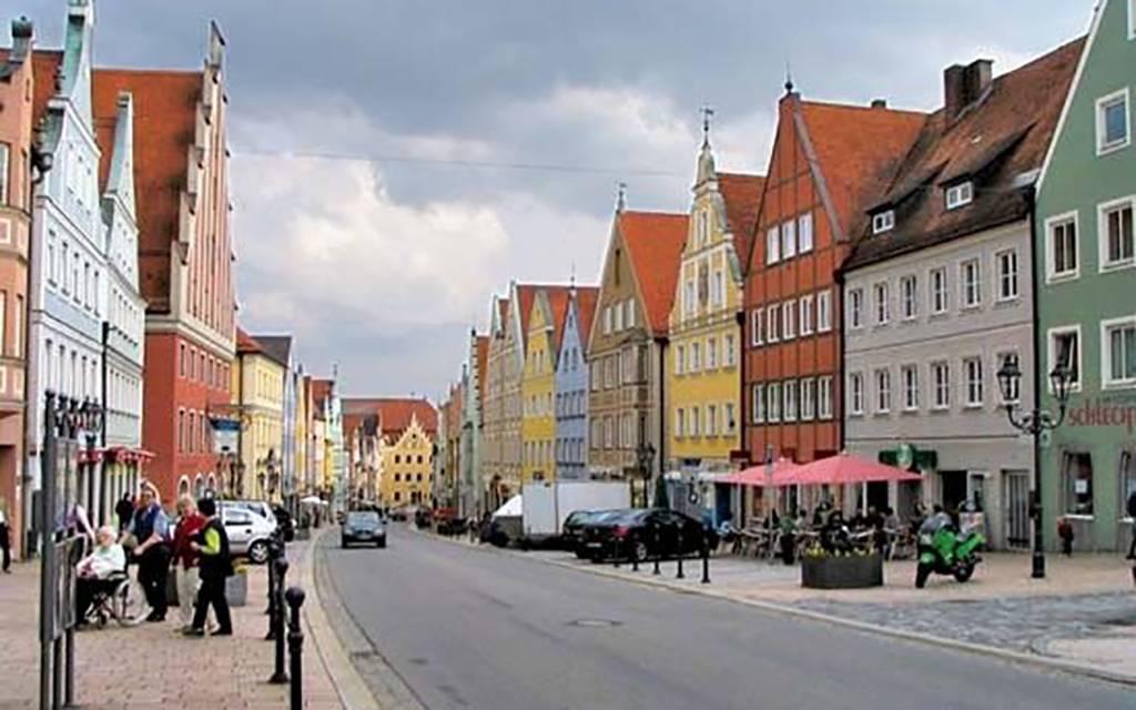 City of Blindheim