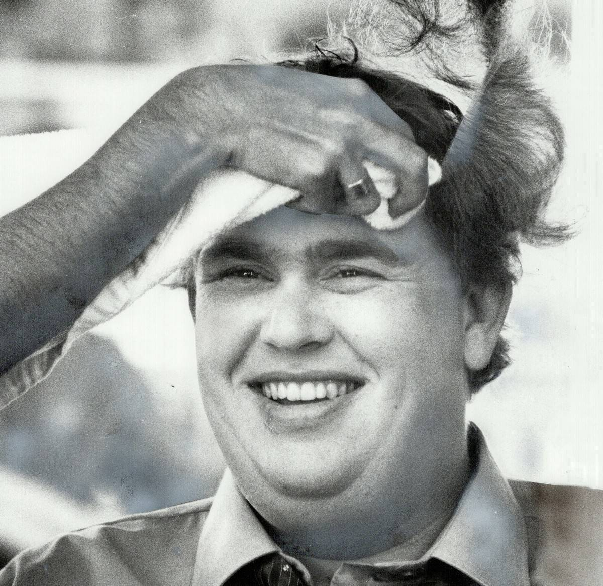Apparently, John Candy's Hair Wasn't Real In The 80s