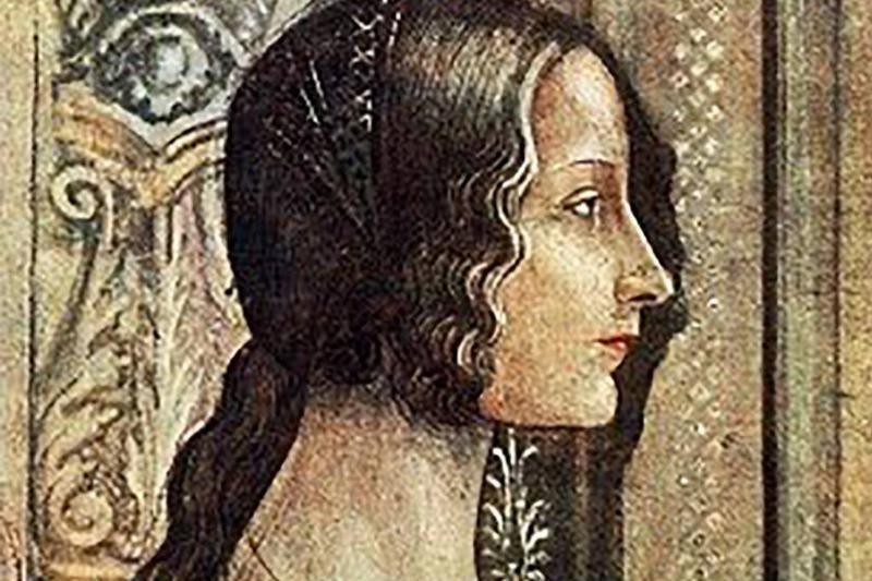 Portrait of Sancha