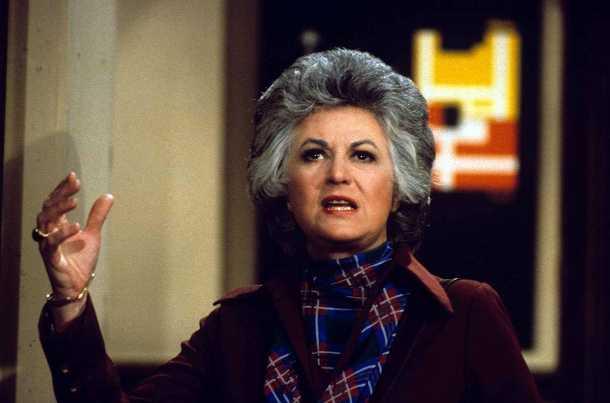 Maude's Behavior Wouldn't Do Well With Primetime Audiences