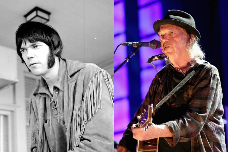 neil young before and after images