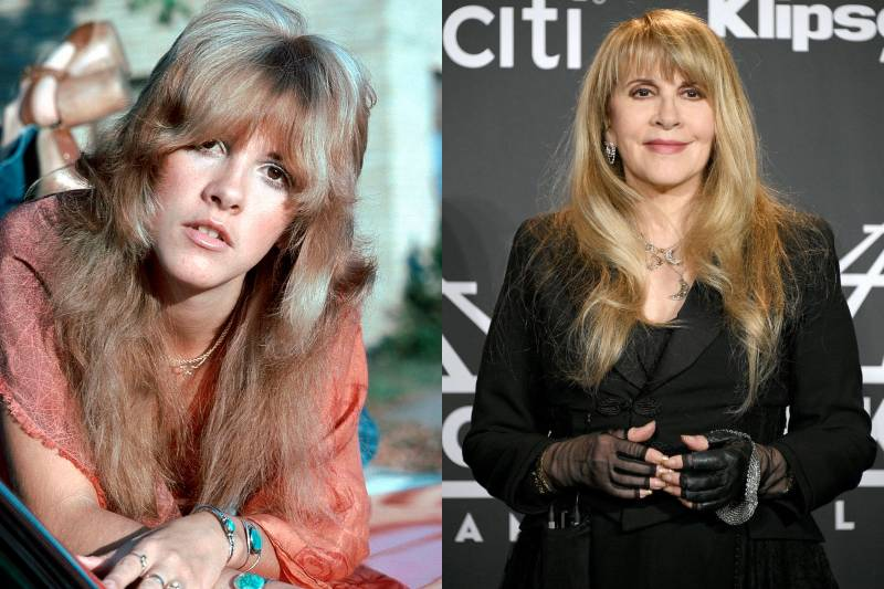 stevie nicks before and after photos