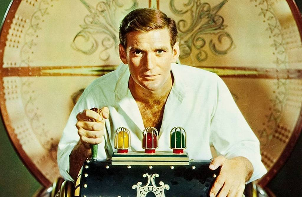Picture of Rod Taylor