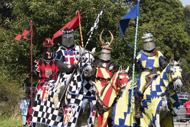 Medieval Games Were Dangerous
