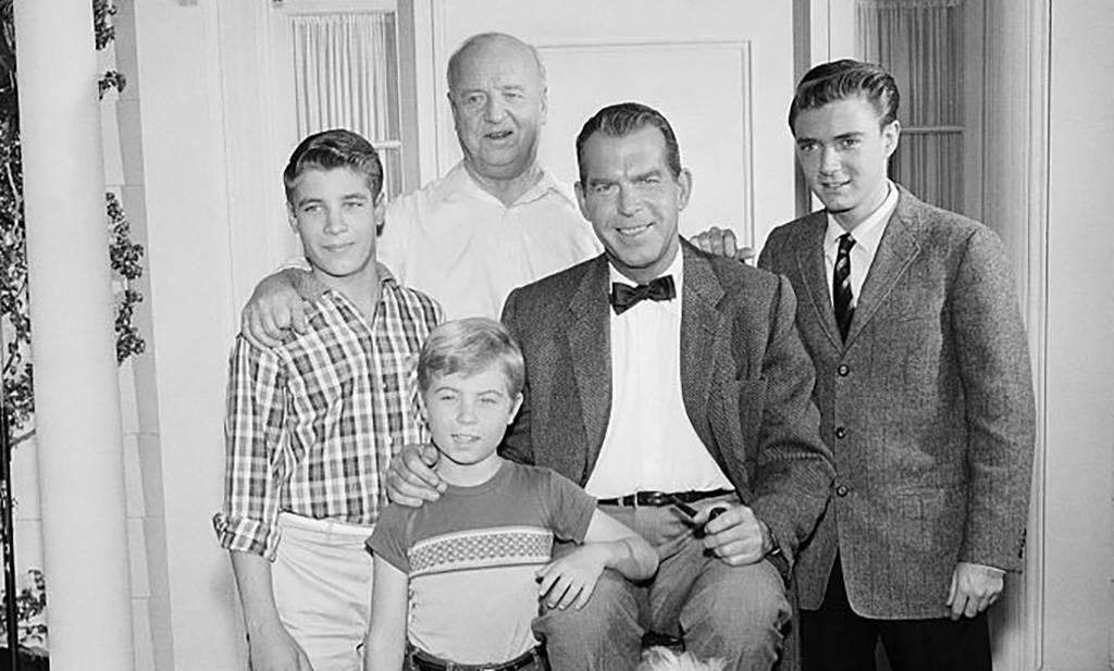 Picture of the original cast