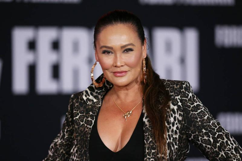 Tia Carrere: Then