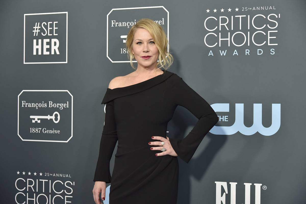 Christina Applegate: Then