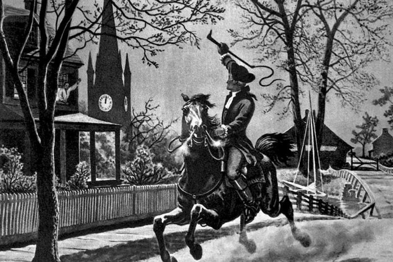 Picture of Paul Revere