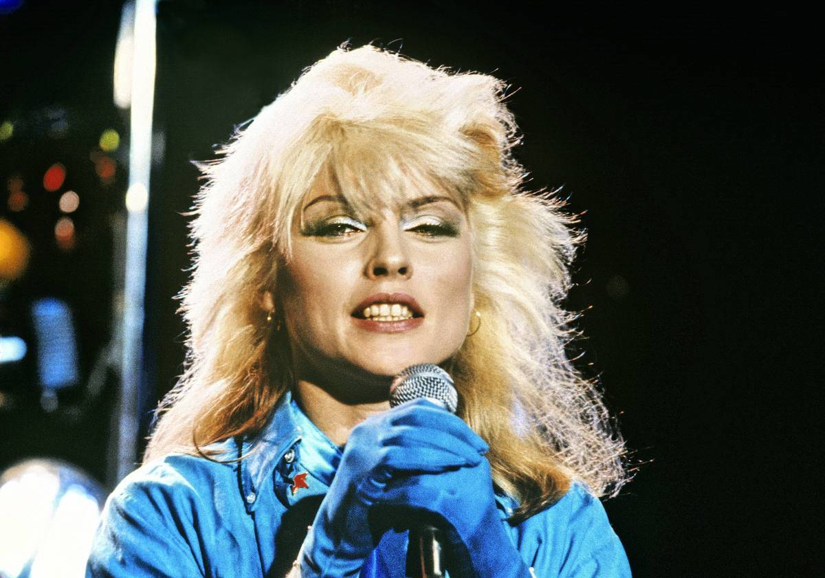 Blondie's Early Shows Were Chaotic On A Good Day