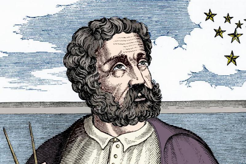 Painting of Ferdinand