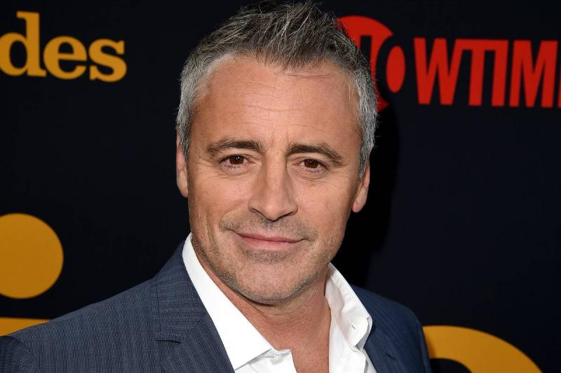 Matt LeBlanc: Now
