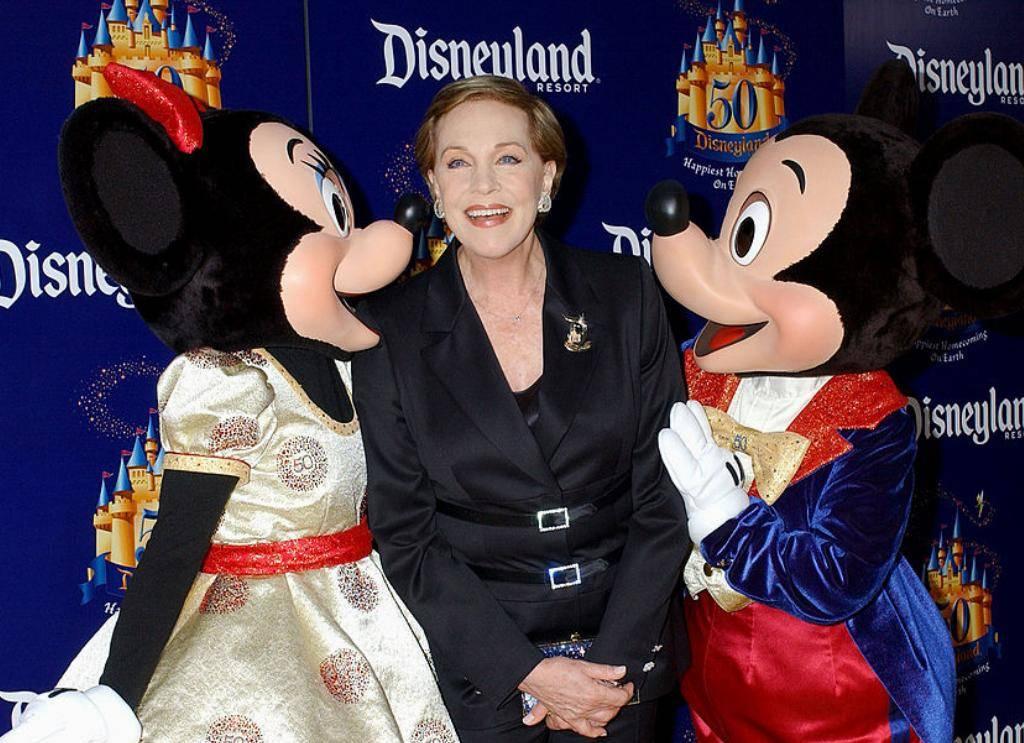 She's An Official Disney Legend