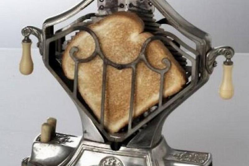 Old school toaster