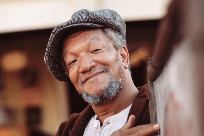 The Camera Added 10 Years for Redd Foxx