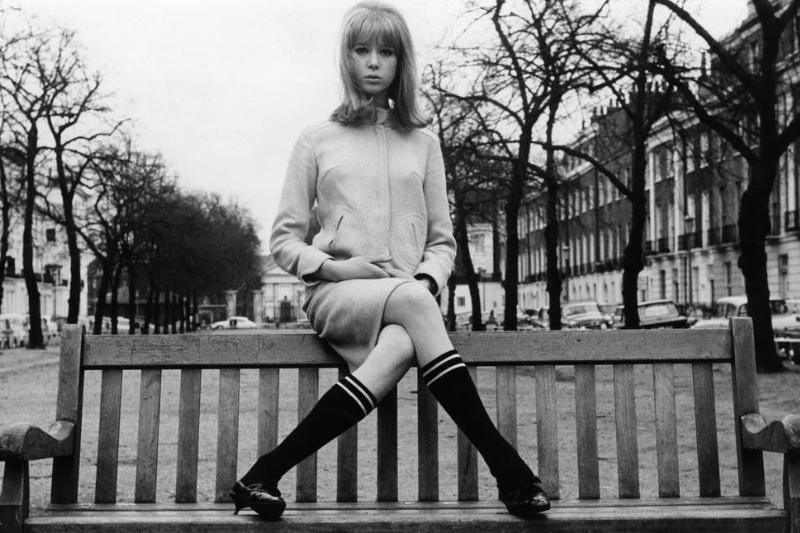 Pattie Boyd, 1964