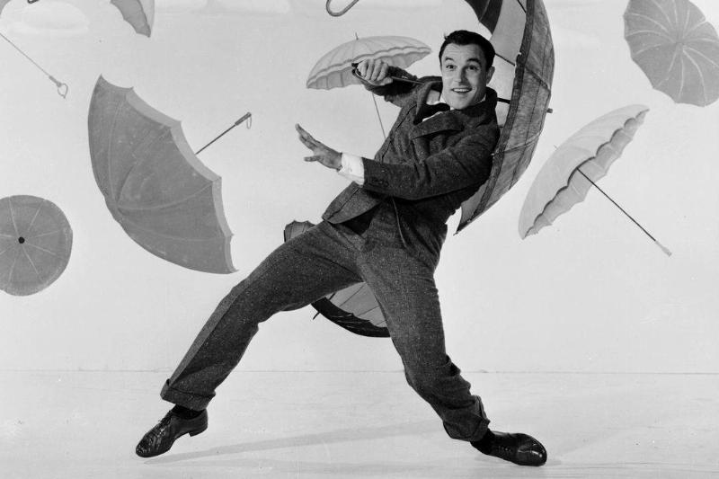 1952 Was All About Gene Kelly Singin' In The Rain